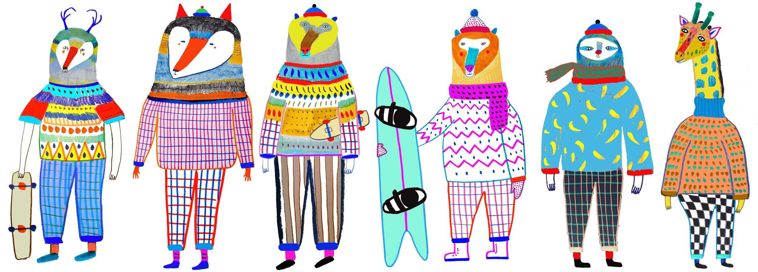 childrens book illustrator childrens illustration artist colorful